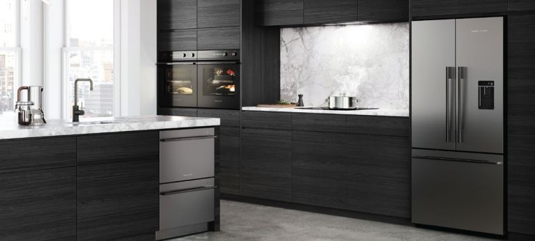 Fridge freezer deal - Fisher & Paykel - Real Homes