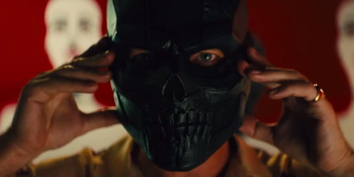 Black Mask (Ewan McGregor) in Birds of Prey (And The Fantabulous Emancipation of One Harely Quinn)