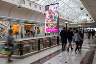 NanoLumens LED Solution for GTP Group Mall