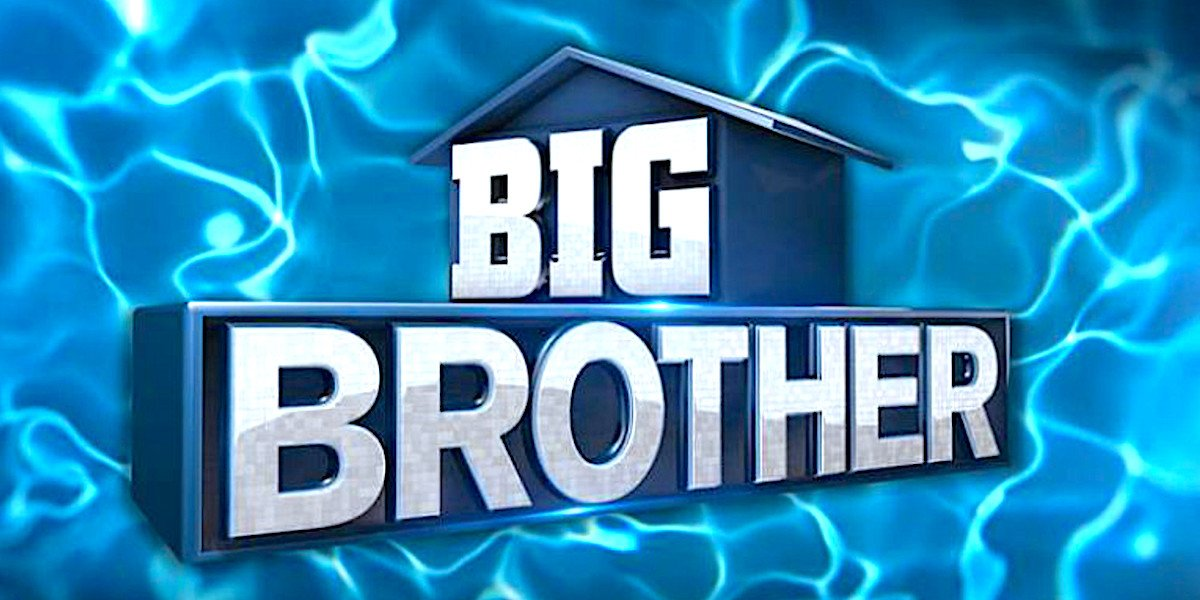 Big Brother logo cbs