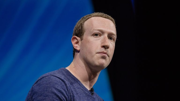 Mark Zuckerberg, chief executive officer and founder of Facebook Inc., listens during the Viva Technology conference in Paris, France, on Thursday, May 24, 2018. Viva Tech, a three-year-old event for startups, gathers global technology leaders and entrepreneurs as the French establishment unites behind a push for more tech investment in Paris. Photographer: Marlene Awaad/Bloomberg via Getty Images