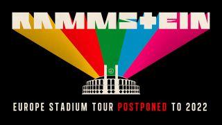 Rammstein tour postponed