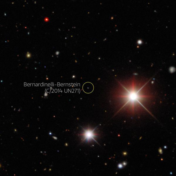 The 'megacomet' Bernardinelli-Bernstein is the find of a decade. Here's the discovery explained.