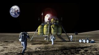 Lunar Explorers Will Need MoonSat System