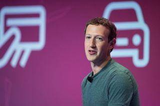 Mark Zuckerberg at World Mobile Congress
