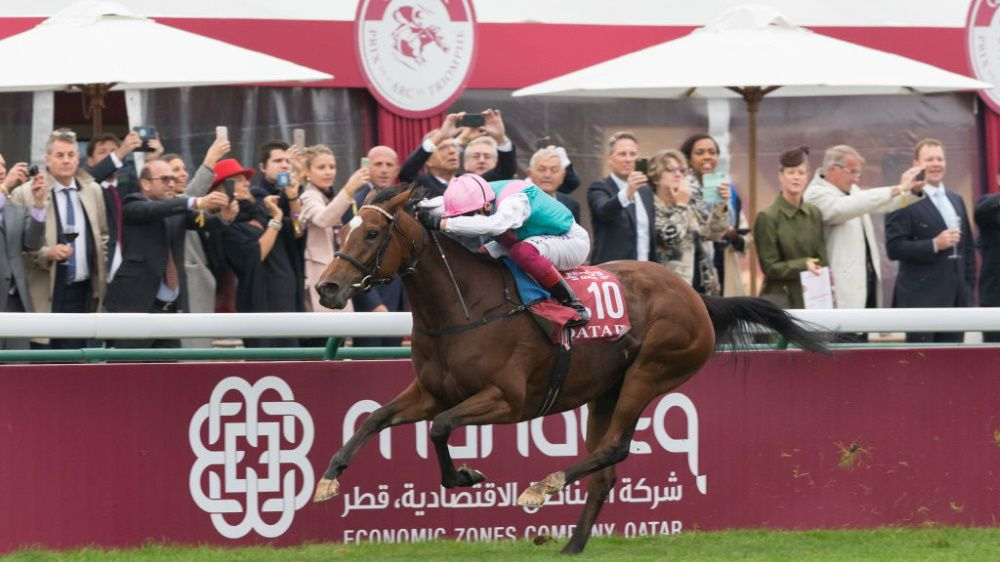 How to watch Arc de Triomphe 2019: live stream horse racing online from anywhere