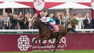 2019 arc de triomphe live stream horse racing enable frankie dettori