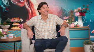 Jerry O'Connell is the first man to co-host CBS' 'The Talk' in the show's 11 seasons.