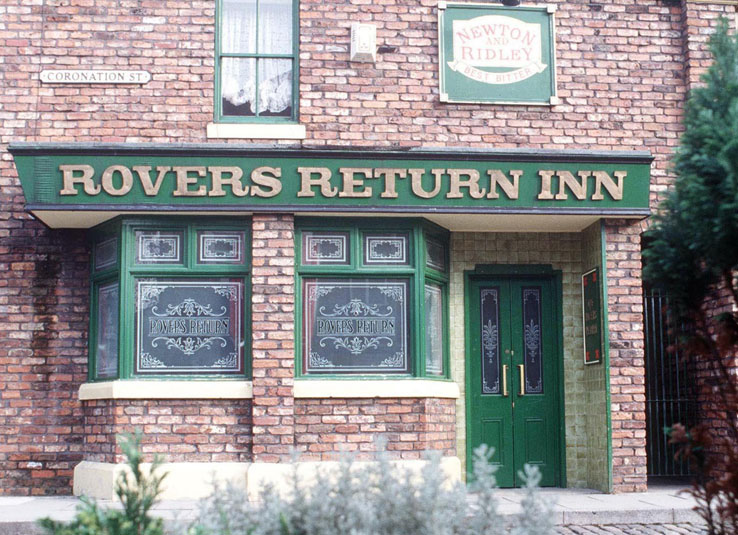 Coronation Street goes HD