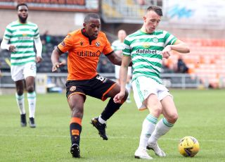 Dundee United v Celtic – Scottish Premiership – Tannadice Park