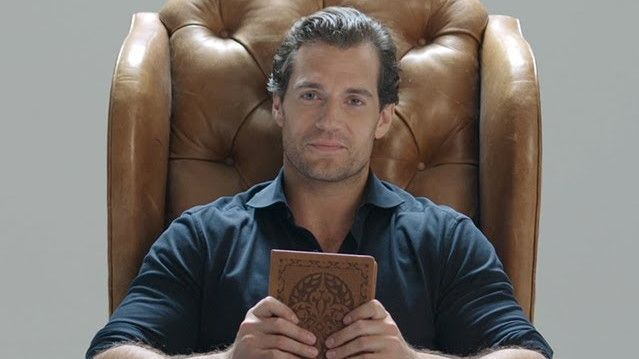 Henry Cavill reads a story from The Witcher book The Last Wish, and it's pretty great