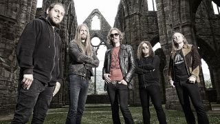 Opeth will release their new album Garden Of The Titans: Live At Red Rocks Amphitheater in November - check out their performance of Sorceress