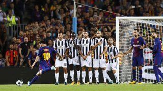 Lionel Messi Juventus