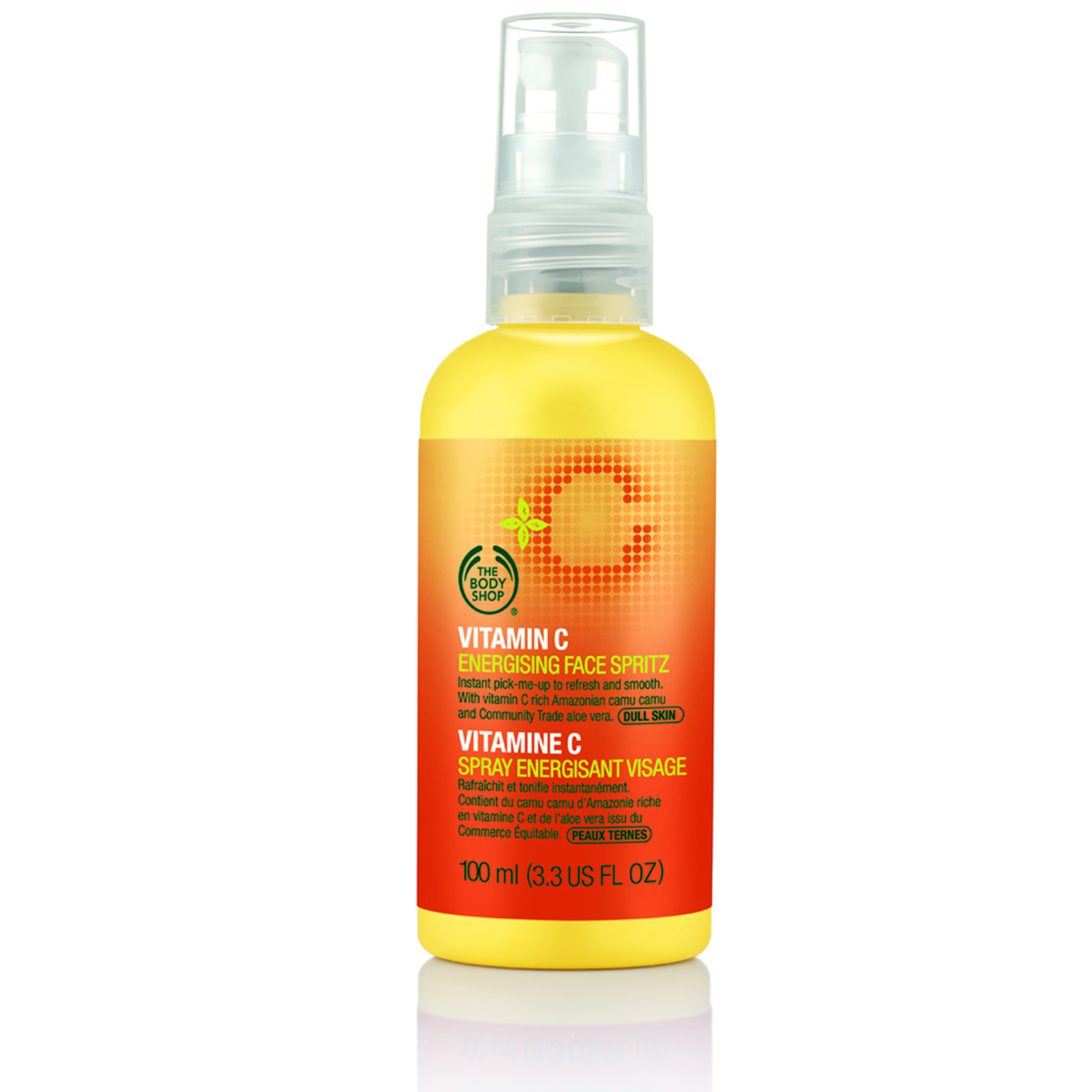 The Body Shop Vitamin C Energising Facial Spritz-best facial spritzers-beauty tips-beauty advice-woman and home