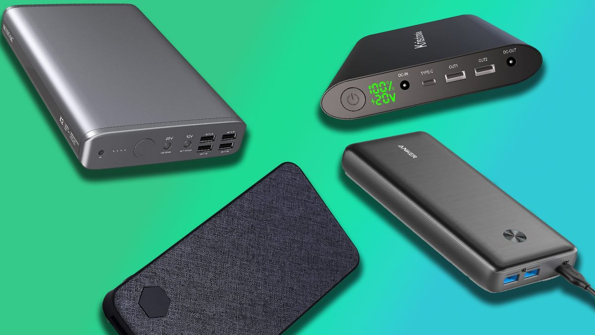 Best Laptop Power Banks and Portable Laptop Chargers for 2021
