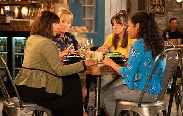 Coronation Street Spoilers Paula Sets Her Sights On Sophie Webster