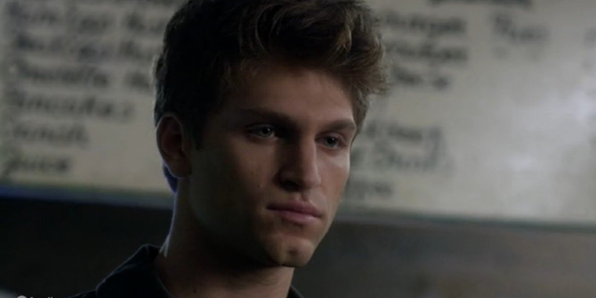 Keegan Allen as Toby in Pretty Little Liars