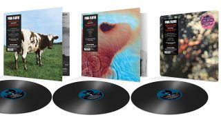 Pink Floyd vinyl remasters