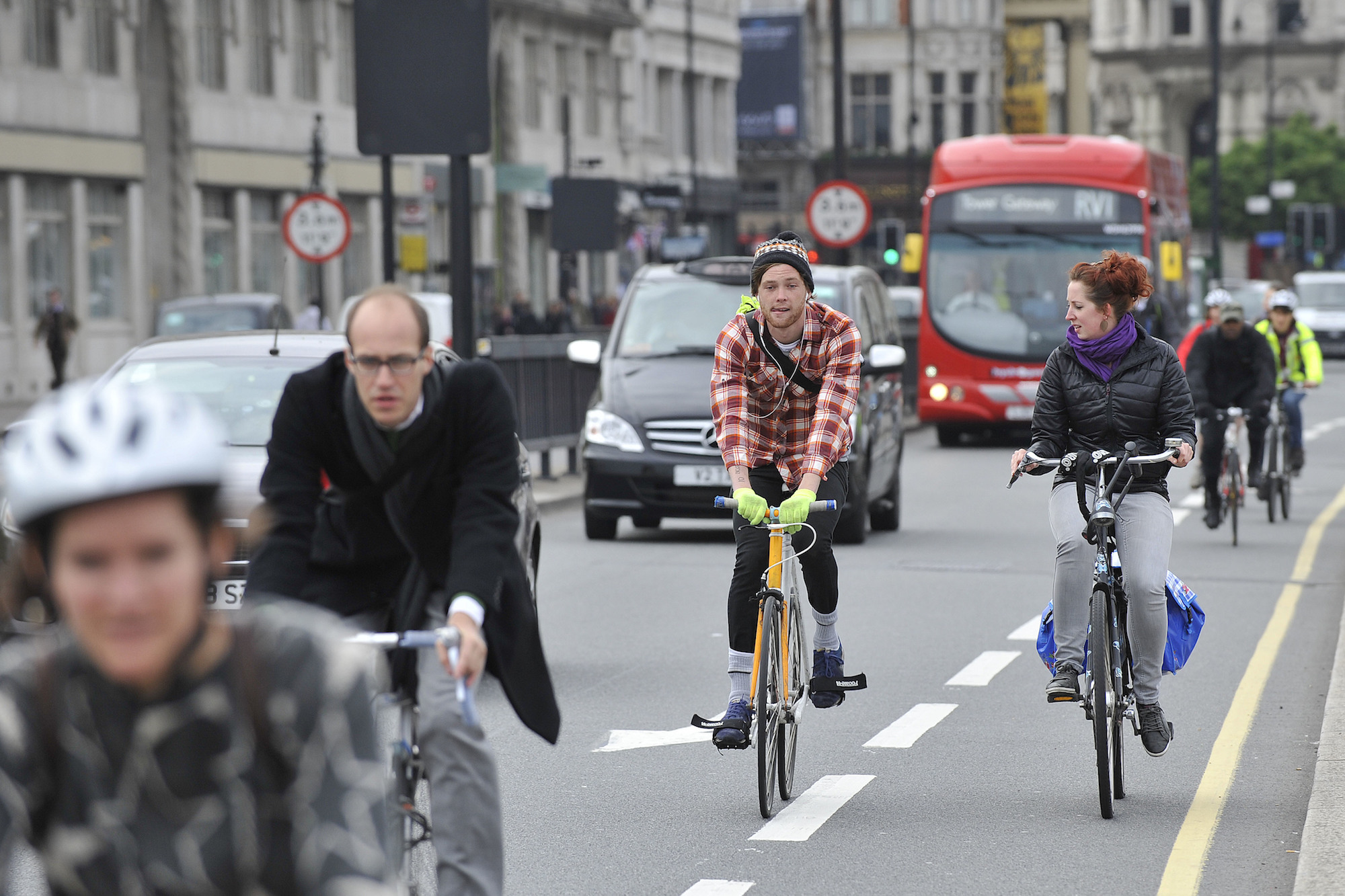 Cycling to work might just help you live longer, according to new study - Cycling Weekly