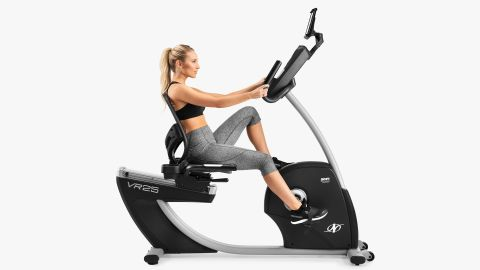NordicTrack Commercial VR25 Recumbent review
