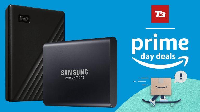 Prime Day deals PS5 external drive