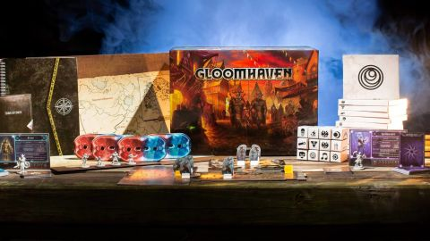 """Gloomhaven board game review: """"The ultimate tabletop dungeon-crawler"""""""