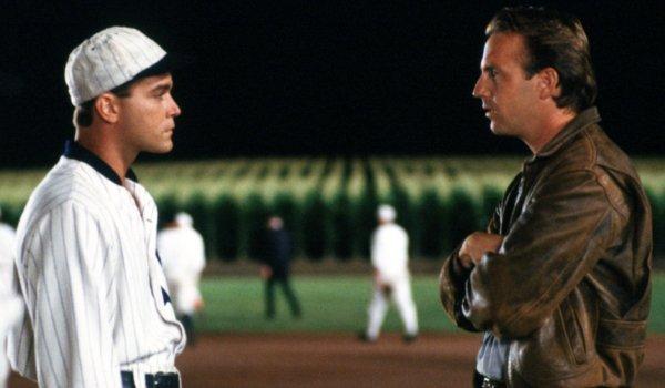 Field of Dreams Ray Liotta Kevin Costner Shoeless Joe and Ray talk baseball