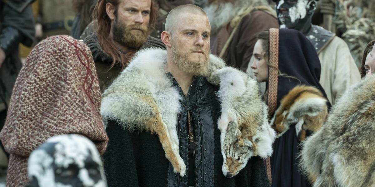 Vikings Alexander Ludwig Bjorn History