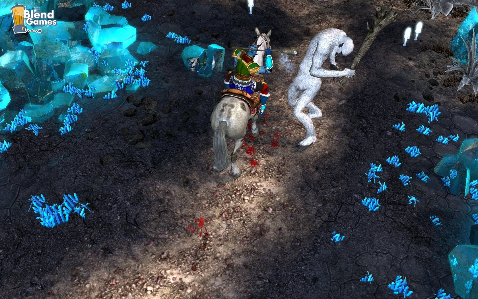 Sacred 2: Ice And Blood Add-On Not For North Americans, Mexicans Or Canadians #8831