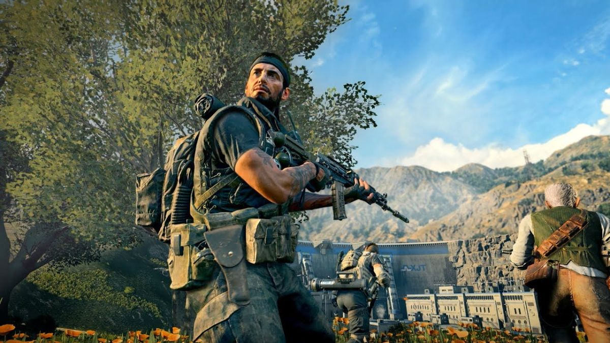Call of Duty: Black Ops 4's PC launch day sales are more than double from last year