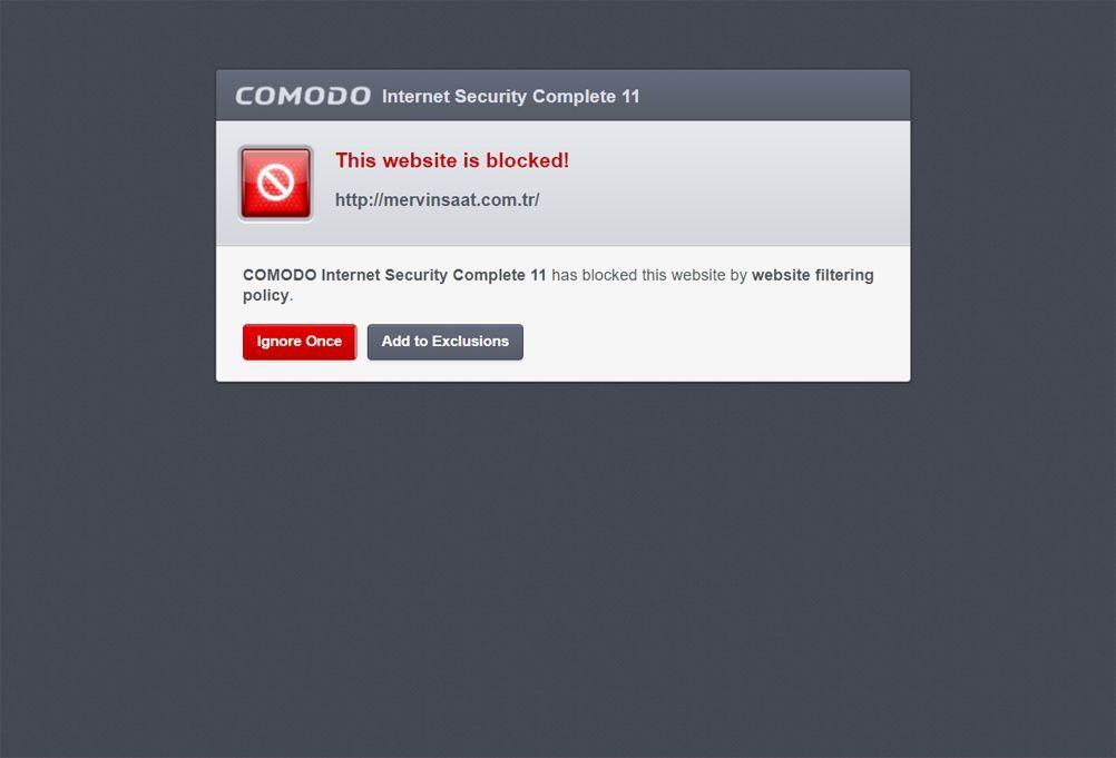 Comodo Review | Top Ten Reviews