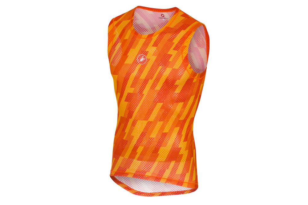 Castelli Sleeveless Mesh Extra Cool Baselayer Size XXL