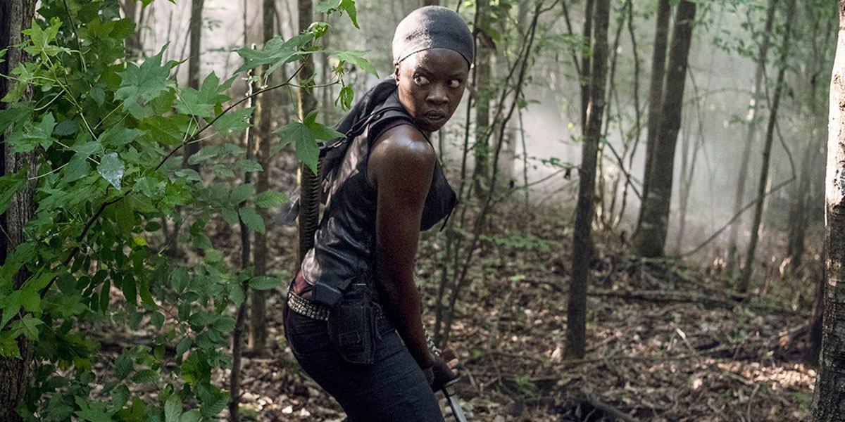 Danai Gurira on The Walking Dead
