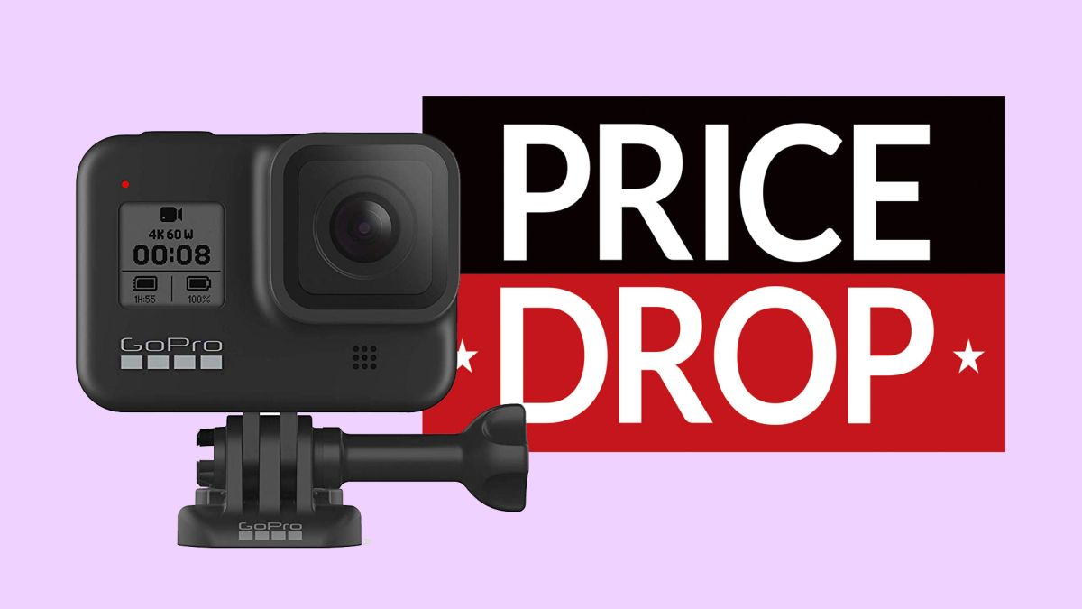 The new GoPro Hero 8 has already been price-slashed by Amazon in time for Christmas
