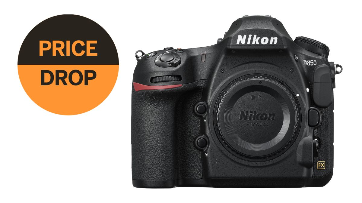 Save $500 on the Nikon D850 – now its lowest price ever!