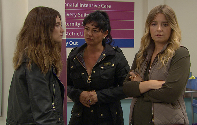 Emmerdale to mark International Women's Day with all-female episode - No boys allowed!