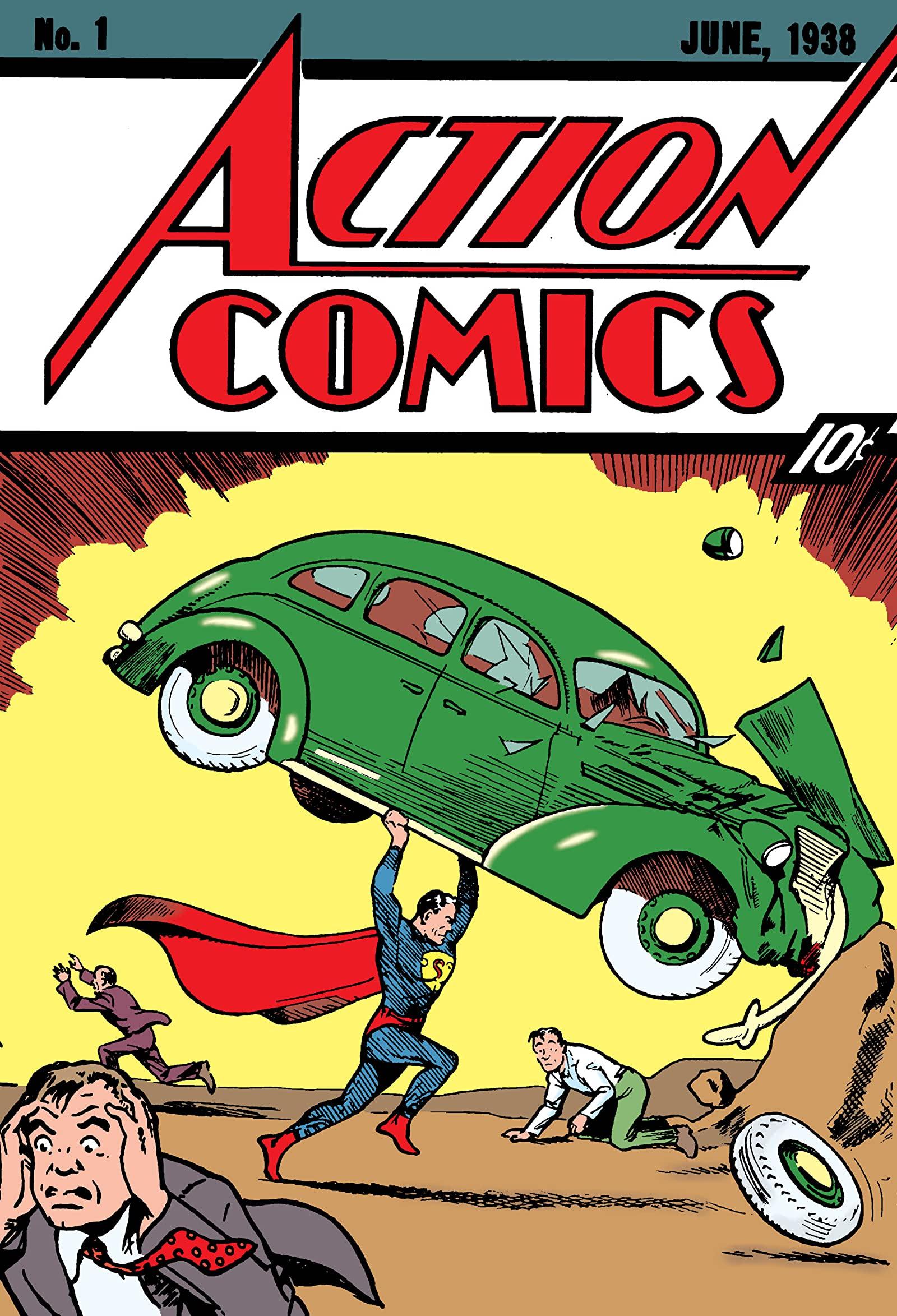 Action Comic #1