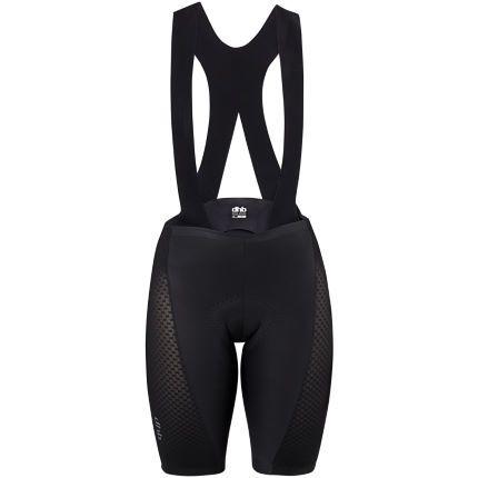 Ladies Premium Vision Cycling Shorts Black