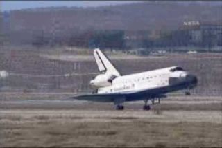 747 to Carry Space Shuttle Back to Florida