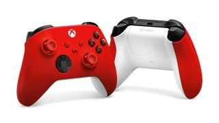 Xbox Series X Pulse Red Controller