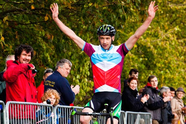 Paul Oldham wins final Rapha Supercross round