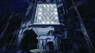Melted Space - Darkening Light album artwork