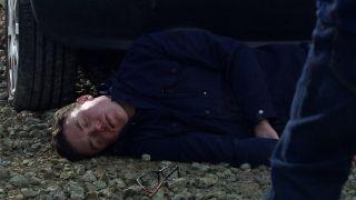 Has Paul killed Vinny in Emmerdale