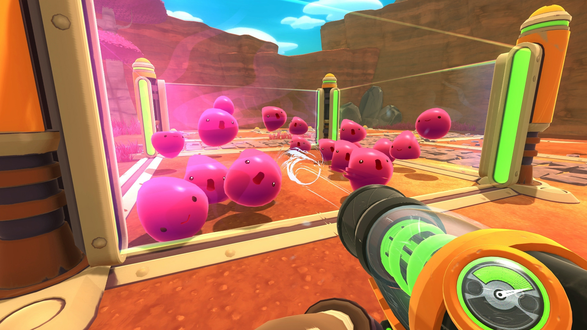 Slime Rancher: the Xbox One X Enhanced game you probably