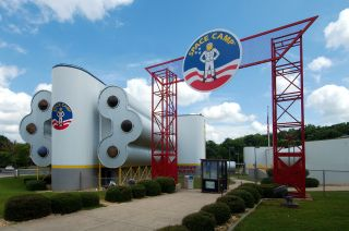 """Space Camp may be forced to close its gates permanently unless the U.S. Space & Rocket Center's """"Save Space Camp"""" campaign can raise $1.5 million by October 2020."""