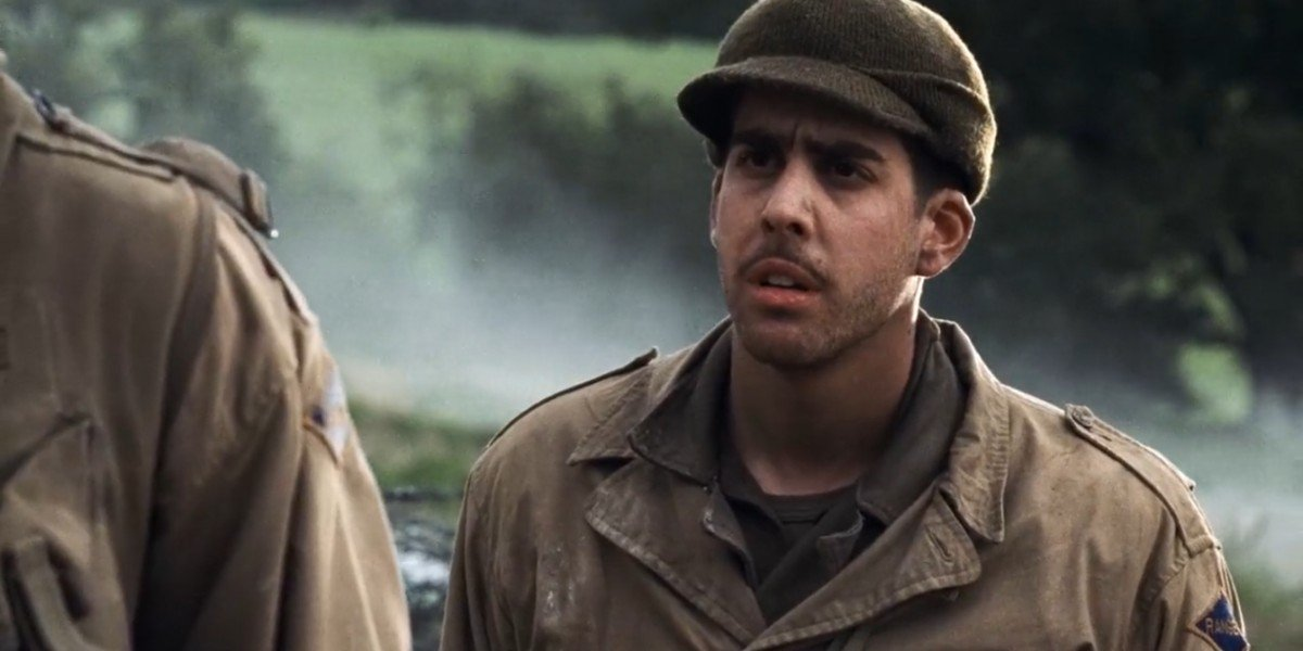 Adam Goldberg in Saving Private Ryan