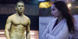 Channing Tatum Has A Funny Take For Fans After Wildly Titled New Movie With Zoe Kravitz Is Announced