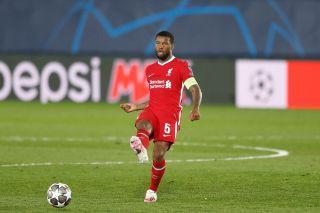 Georginio Wijnaldum - Liverpool