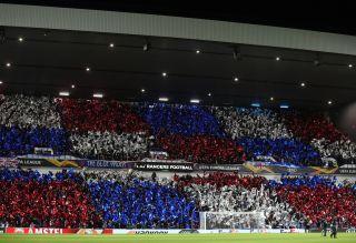 Rangers v FC Porto – UEFA Europa League – Group G – Ibrox Stadium