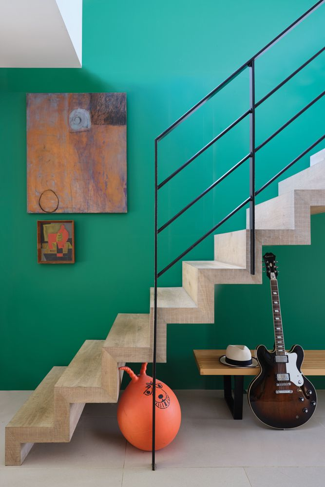 How to decorate with vibrant verdigris